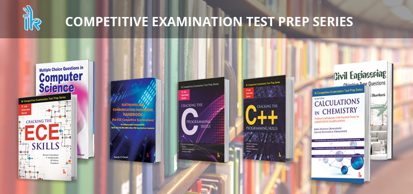 Competitive Examination Test Prep Series