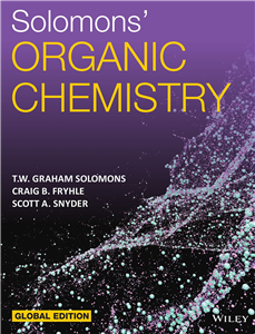 Solomons' Organic Chemistry, Global Edition