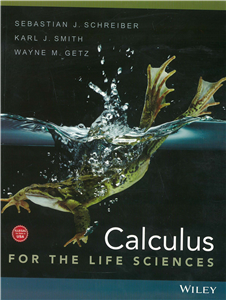 Calculus for The Life Sciences