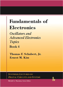Fundamentals of Electronics Book 4