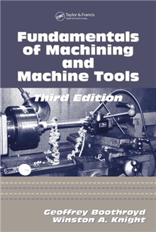 Fundamentals of Metal Machining and Machine Tools