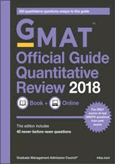 GMAT Official Guide Quantitative Review 2018