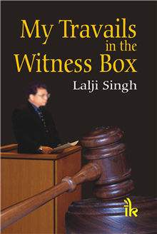 My Travails in the Witness Box