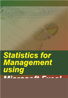 Statistics for Management using MS Excel