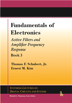 Fundamentals of Electronics Book 3