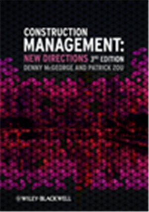 Construction Management::  New Directions, 3rd Edition, 3/e