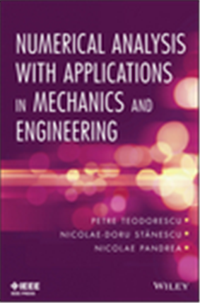 Numerical Analysis with Applications in Mechanics and Engineering, 1/e