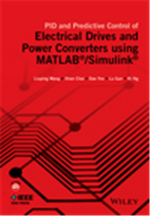 PID and Predictive Control of Electrical Drives and Power Converters using MATLAB / Simulink, 1/e