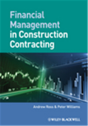 Financial Management in Construction Contracting, 1/e