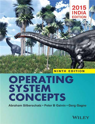 Operating System Concepts, 9ed, ISV