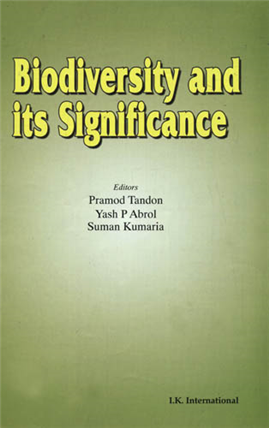 Biodiversity and its Significance  , 1/e