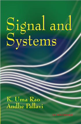 Signals and Systems, 1/e