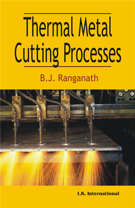 Thermal Metal Cutting Processes, 1/e