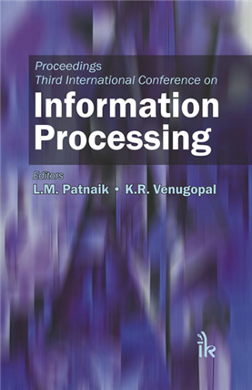 Proceedings Third International Conference on Information Processing, 1/e