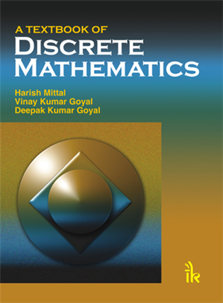 A Textbook of Discrete Mathematics, 1/e