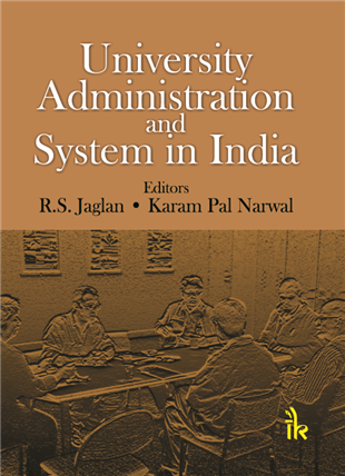 University Administration and System in India  , 1/e
