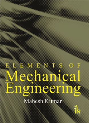 Elements of Mechanical Engineering, 1/e