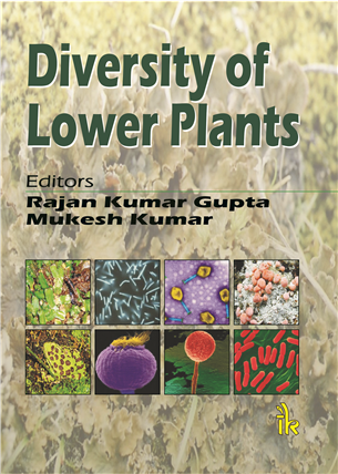 Diversity of Lower Plants, 1/e