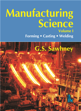 Manufacturing Science, 1/e