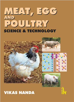 Meat, Egg and Poultry Science & Technology, 1/e