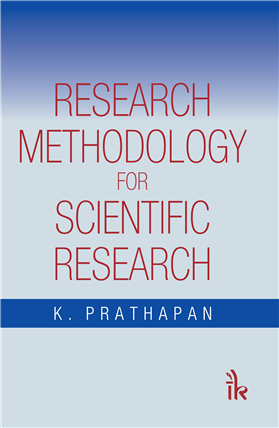 Research Methodology For Scientific Research, 1/e