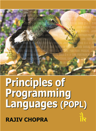 Principles of Programming Languages (POPL), 1/e