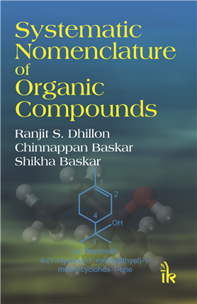 Systematic Nomenclature of Organic Compounds, 1/e