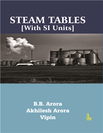 Steam Tables: With SI Units, 1/e