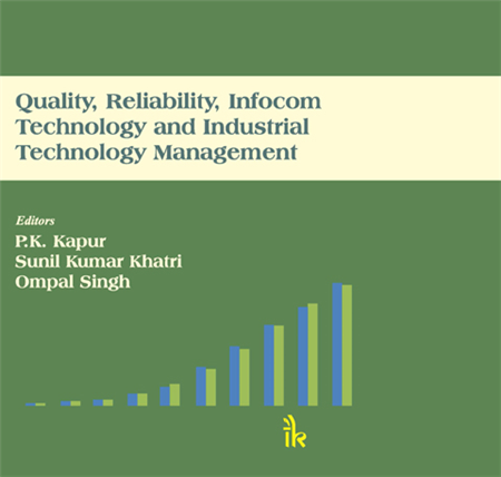 Quality, Reliability, Infocom Technology and Industrial Technology Management, 1/e