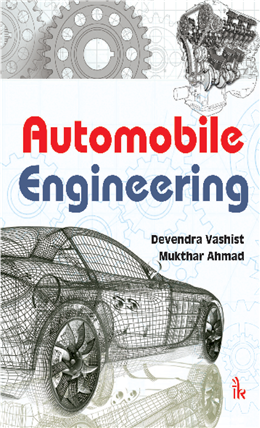 Automobile Engineering, 1/e