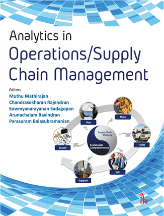 Analytics in Operations/Supply Chain Management, 1/e