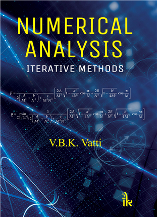 Numerical Analysis: Iterative Methods, 1/e