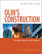 Olins Construction Principles Materials And Methods 9E, 9/e  by H. Leslie Simmons