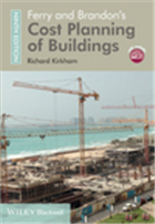 Ferry And Brandons Cost Planning Of Building 9E, 9/e  by K I Rkham