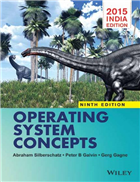 Operating System Concepts, 9ed, ISV by  Abraham Silberschatz