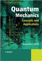 Quantum Mechanics: Concepts and Applications, 2/e  by NOUREDINE ZETTILI
