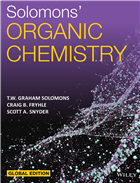 Solomons' Organic Chemistry, Global Edition by  T. W. Graham Solomons