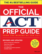 The Official ACT Prep Guide: from the Makers of the ACT, Revised and Updated Edition by  ACT