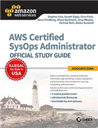 AWS Certified SysOps Administrator Official Study Guide: Associate Exam by  Stephen Cole