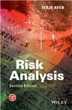 Risk Analysis, 2nd Edition by  Terje Aven