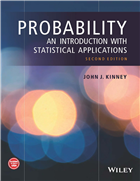 Probability Concepts and Theory for Engineers by  John J. Kinney