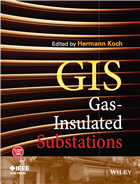 Gas Insulated Substations by  Hermann J. Koch