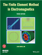 The Finite Element Method in Electromagnetics, 3rd Edition by  JIAN-MING JIN