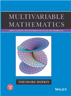 Multivariable Mathematics: Linear Algebra, Multivariable Calculus, and Manifolds by  Theodore Shifrin