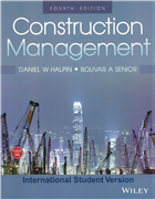 Construction Management, 4th Edition by  DANIEL W. HALPIN