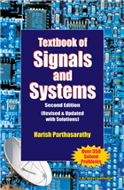 Textbook of Signals and Systems  (Revised and Updated with Solutions),, 2/e  by Harish Parthasarathy