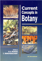 Current Concepts in Botany  , 1/e  by K.G. Mukerji
