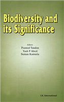 Biodiversity and its Significance  , 1/e  by Pramod Tandon