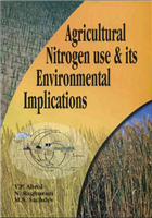Agricultural Nitrogen Use and its Environmental Implications  , 1/e  by Y.P. Abrol