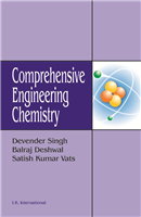 Comprehensive Engineering Chemistry: Corrected and Updated, 1/e  by Devender Singh